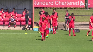 U18: Cuplikan Liverpool 4-0 vs Blackburn