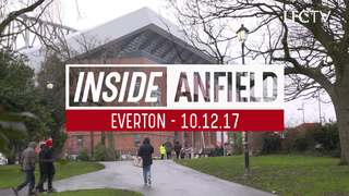 Inside Anfield: ลิเวอร์พูล 1-1 เอฟเวอร์ตัน   Tunnel Cam