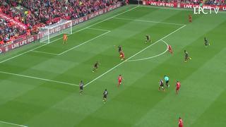 Cuplikan 90 detik Liverpool 5-1 Hull City