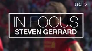 In Focus: ความโดดเด่นของสตีเวน เจอร์ราร์ด ในเกมพบกับตำนานเรอัล มาดริด