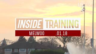 Inside Training: Sesi latihan LFC jelang jamu Manchester City