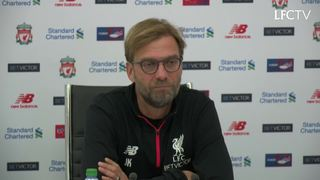 Konferensi pers Klopp jelang tandang ke Bournemouth