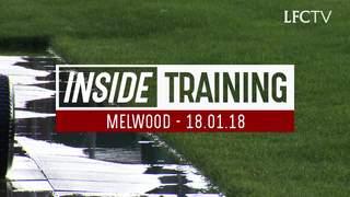 Inside Training: Sesi latihan LFC jelang kontra Swansea