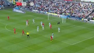 Pramusim: Cuplikan 90 detik Huddersfield 0-2 Liverpool