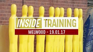 Inside Training: Matip dan rekan bersiap untuk pekan ke-22 Premier League