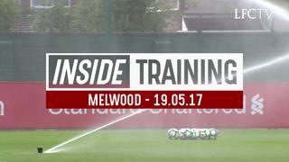 Inside Training: นักเตะลิเวอร์พูล เตรียมความพร้อมสำหรับเกมมิดเดิลสโบรห์