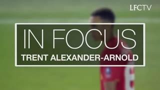 In Focus: Aksi brilian Alexander-Arnold saat versus Plymouth