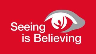 เจอร์ราร์ด และเพื่อน ร่วมโครงการ 'Seeing is Believing'