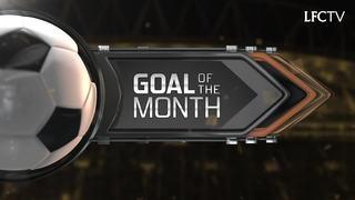 Kandidat gol terbaik LFC bulan November 2016