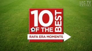 10 momen terbaik era Rafa Benitez
