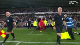 EFL Cup: Cuplikan 11 menit Derby County 0-3 Liverpool