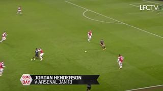 GOTD: Gol Hendo ke gawang Arsenal