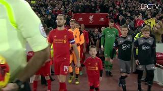 EFL Cup: Cuplikan 10 menit LFC 0-1 Southampton