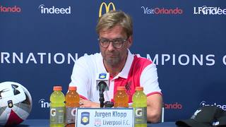 Konferensi pers Klopp pasca lawan Chelsea