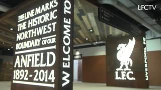 Mari lihat bagian dalam Main Stand yang baru untuk pertama kalinya