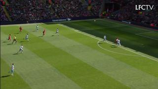 Cuplikan 90 detik Liverpool 2-2 Newcastle