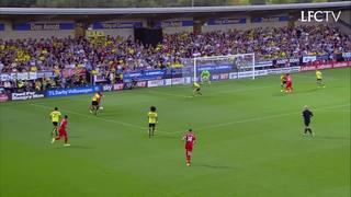 EFL Cup: Cuplikan 90 detik Burton 0-5 Liverpool
