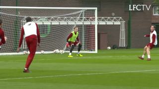 Gol tendangan kalajengking Moreno