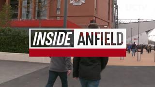 Inside Anfield: ลิเวอร์พูล v ฮันเดอร์สฟิลด์ ทาวน์ | TUNNEL CAM