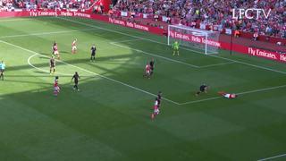 Cuplikan 90 detik Arsenal 3-4 Liverpool