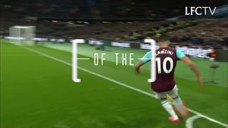 Kandidat gol terbaik Liverpool - November 2017