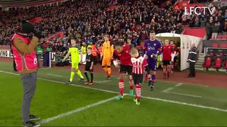 EFL Cup: Cuplikan 10 menit Southampton 1-0 Liverpool