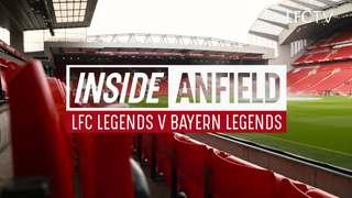 Inside Anfield: ตำนานลิเวอร์พูล 5-5 บาเยิร์น | Tunnel Cam