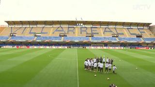 Jelang semifinal Europa League, The Reds berlatih di El Madrigal
