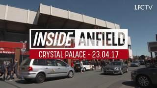Inside Anfield: ลิเวอร์พูล 1-2 คริสตัล พาเลซ