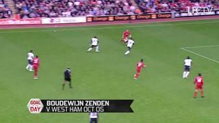 GOTD: Gol Bolo Zenden melawan West Ham