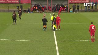 U23: Cuplikan LFC 4-1 Barnet