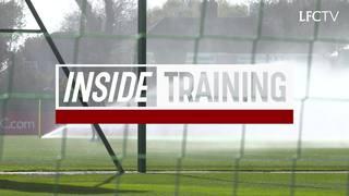 Inside Training: นักเตะลิเวอร์พูลเตรียมความพร้อม ก่อนเกมเวสต์บรอมฯ