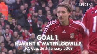 Semua gol Lucas Leiva untuk Liverpool