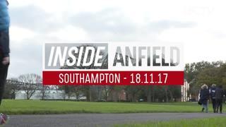 Inside Anfield: ลิเวอร์พูล 3-0 เซาท์แฮมป์ตัน | TUNNEL CAM