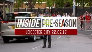 Inside Pre-Season: ลิเวอร์พูล 2-1 เลสเตอร์ ซิตี้ | Tunnel Cam