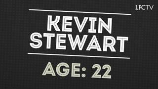 Mengenal lebih dekat Kevin Stewart