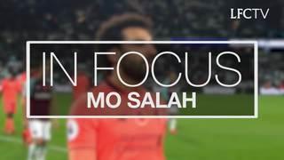 In Focus: Aksi Mohamed Salah bawa LFC menang atas West Ham