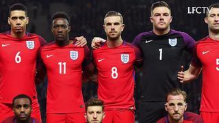 Reds di Perancis: Jordan Henderson