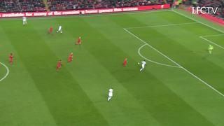 EFL: Cuplikan 90 detik Liverpool 2-0 Leeds