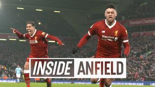 Inside Anfield: ลิเวอร์พูล 4-3 แมนเชสเตอร์ ซิตี้ | TUNNEL CAM
