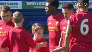 U23: Cuplikan Liverpool 3-0 Sunderland