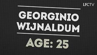 Mengenal lebih dekat Georginio Wijnaldum