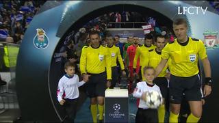 Full Match บันทึกการแข่งขันเกมเอฟซี ปอร์โต้ - ลิเวอร์พูล (แชมเปียนส์ลีก)