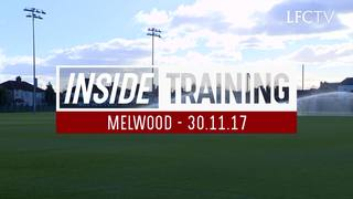 Inside Training: Persiapan tim jelang kontra Brighton