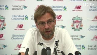 Konferensi pers Klopp jelang menjamu Newcastle