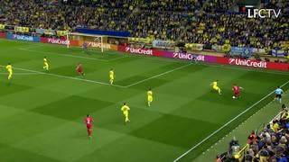 Europa: Cuplikan 90 detik Villarreal 1-0 Liverpool