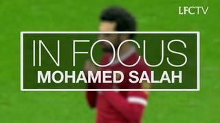 In Focus: ความโดดเด่นของโมฮัมเหม็ด ซาลาห์ ในเกมฮัดเดอร์สฟิลด์ ทาวน์