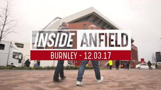 Inside Anfield: ลิเวอร์พูล v เบิร์นลีย์