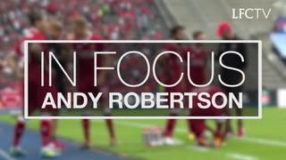 In Focus: การประเดิมสนามของโรเบิร์ตสัน