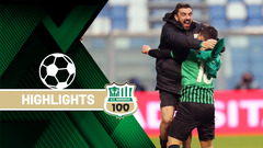 Sassuolo-Genoa 2-1 Highlights